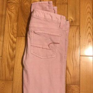 American Eagle corduroy jeans